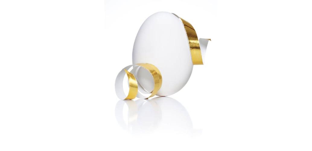 Fira dagen med ett nyttigt ägg