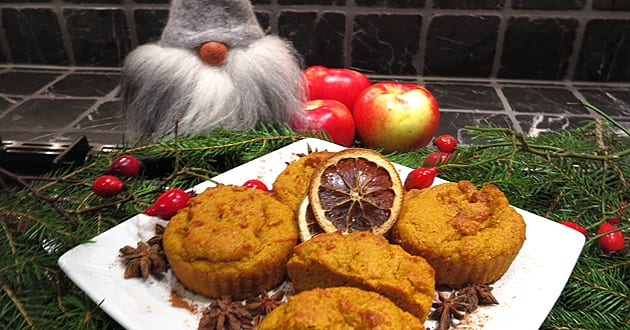 Recept: Glutenfria lussebullar utan vanligt socker
