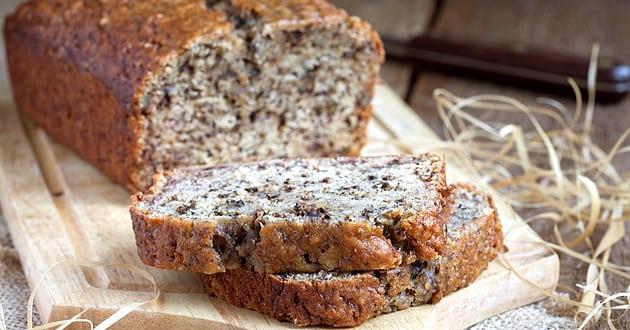 Recept: Glutenfritt proteinbröd