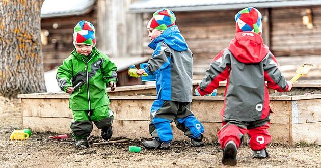 Vikten av att välja rätt utomhuskläder till ditt barn