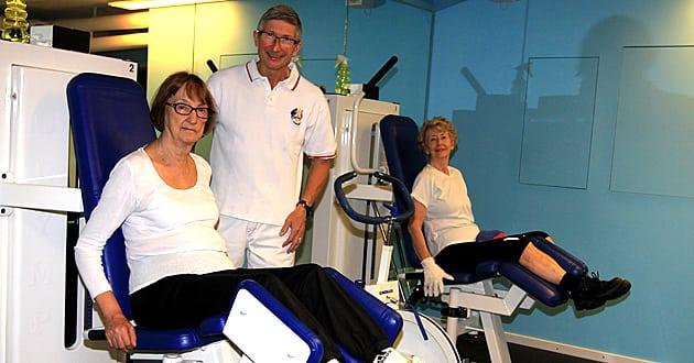 Henzel Sjukgymnastik och Grace Tjejgym – Personligt och avslappnat