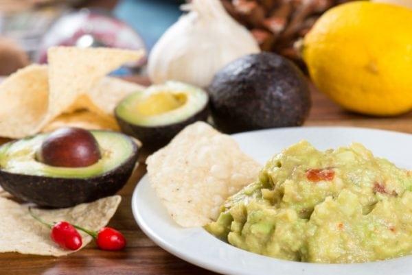 Recept: Guaccamole på kvarg