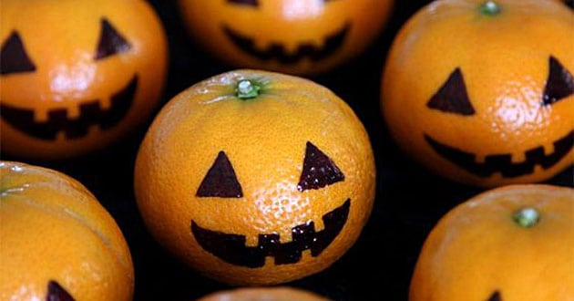 4 fruktiga Halloween snacks – busenkla och läskigt vitaminrika mellanmål