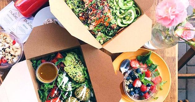Hälsosamma lunchrestauranger – 9 tips