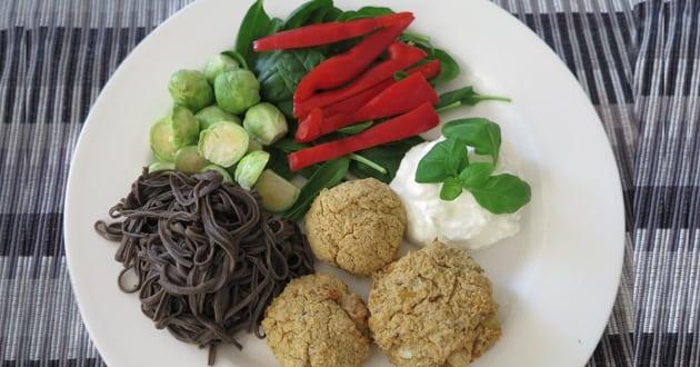 Recept: Middagstips med lite kolhydrater