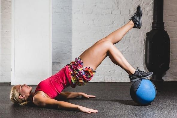 5 styrkeövningar för starkare ben och rumpa