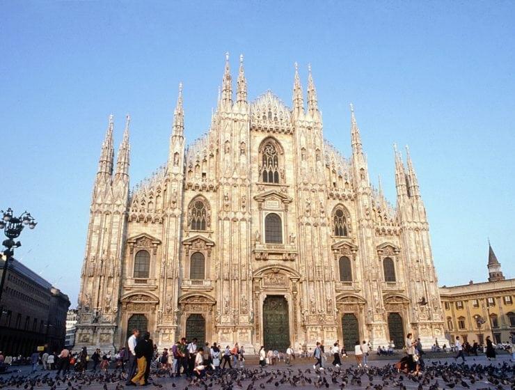 Långhelg i italienska pärlan Milano