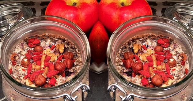 Tips på nyttig frukost