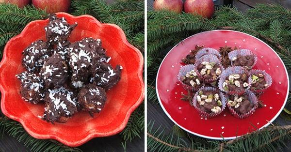 Recept: Nyttigare julgodis för hela familjen