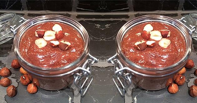 Recept: Nyttigare nutella