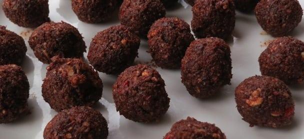 Recept - Raw food chokladbollar