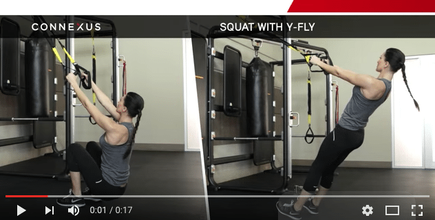 Squat challenge – dag 15. Squat med Y-fly