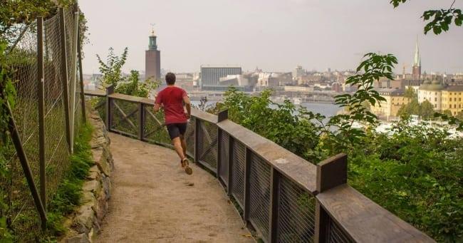 Salomon City Trail – terränglopp i Stockholm city