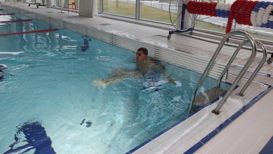 Simning i fokus