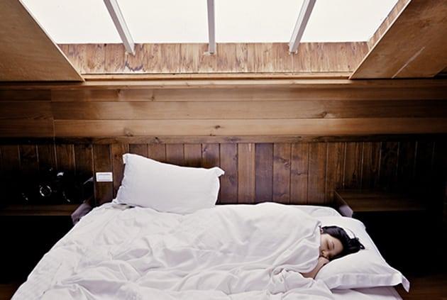 Minska dina sömnproblem med motion