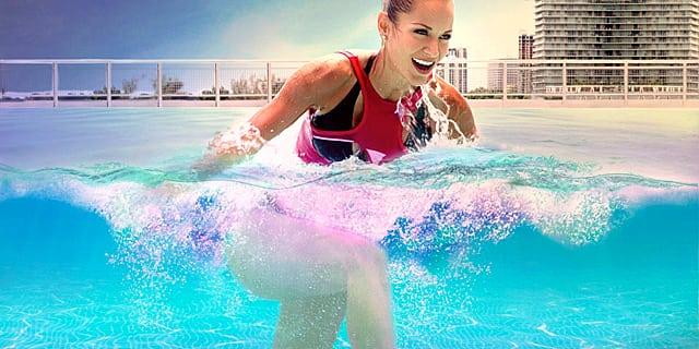 Stockholms Vattengymnastik – Effektiv träning mitt i city