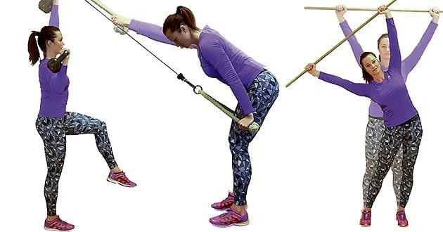 Träningsprogram: Stark och frisk rygg