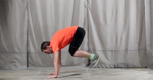 Veckans träningsutmaning: Upphopp och armhävningar
