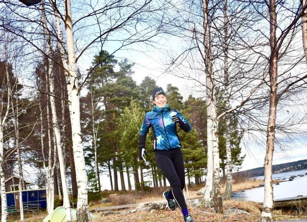 passapå-träning, löpning, lugn löpning, Malin Lundskog, återhämtning