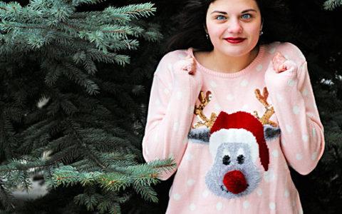 10 (snygga) fula jultröjor