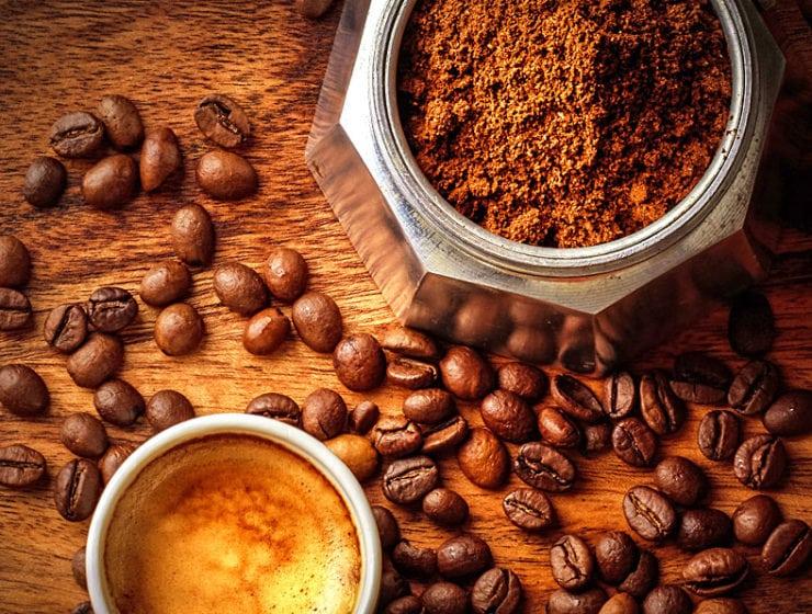kaffesump hälsofördelar med kaffe