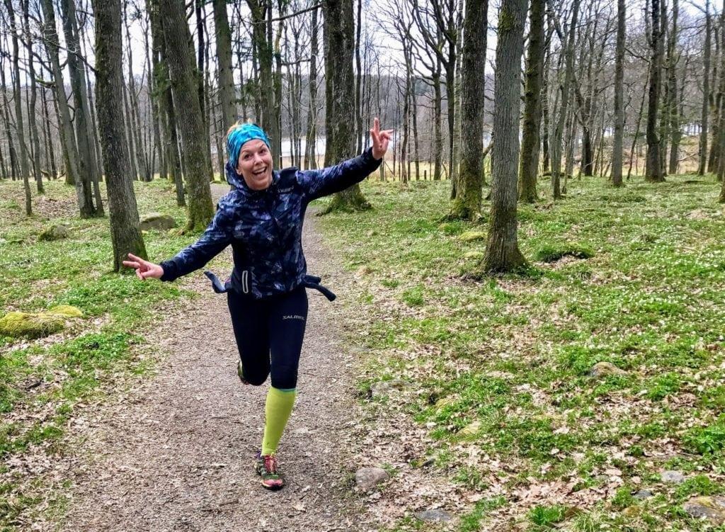 Malin Lundskog, löparglädje, Sporthälsa, hälsa