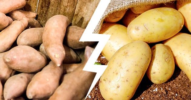 Sötpotatis – nyttigare än vanlig potatis?