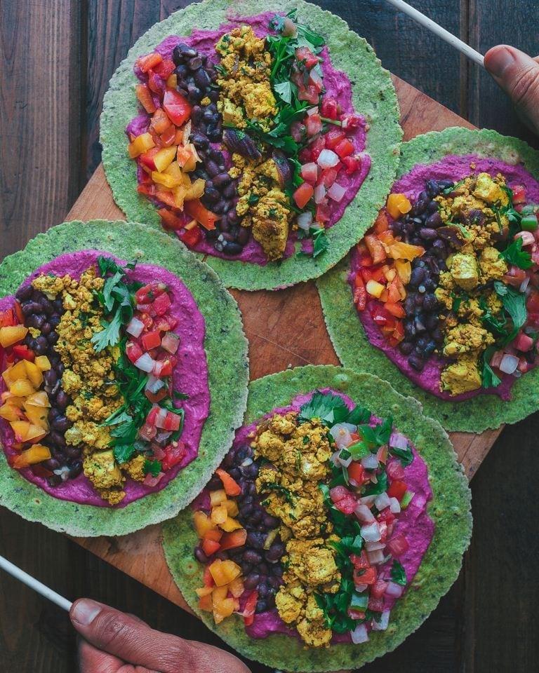viktnedgång som vegan