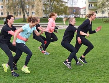 styrketräning för löpare
