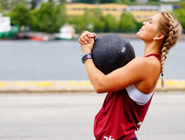 öka motivationen, träning, tjej