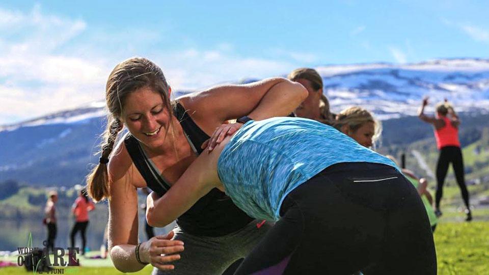 Workout Åre 2019