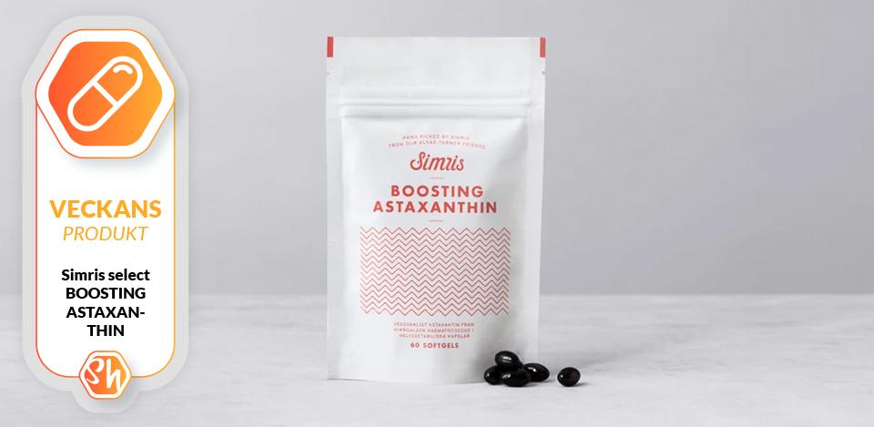 boosting astaxanthin
