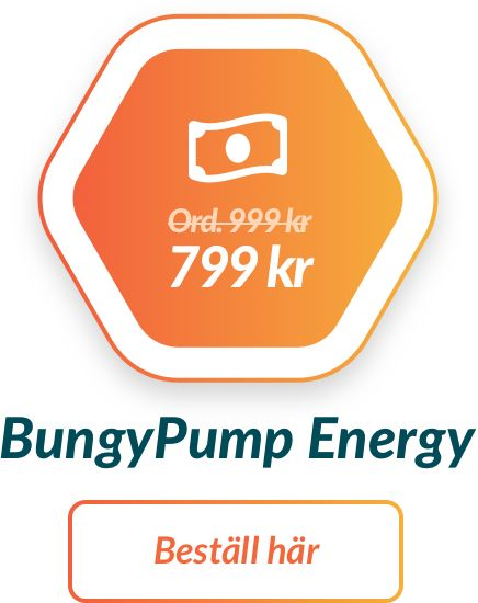 BungyPump Energy - Köp nu