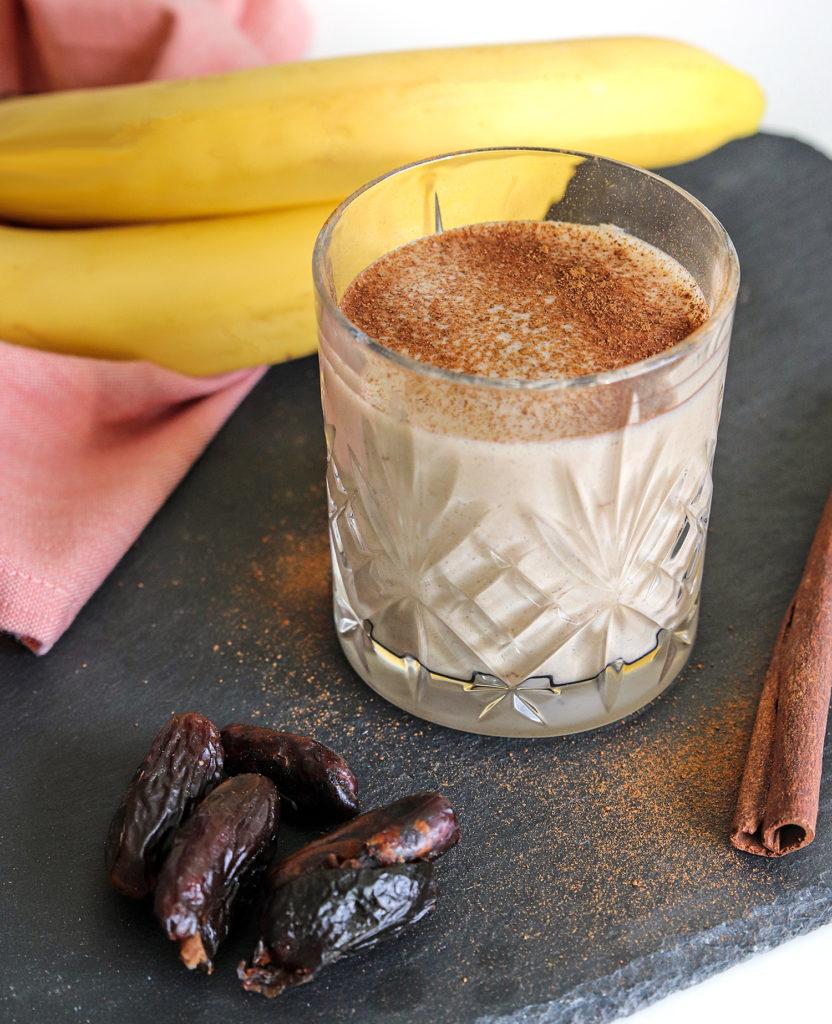 smoothie med kanel