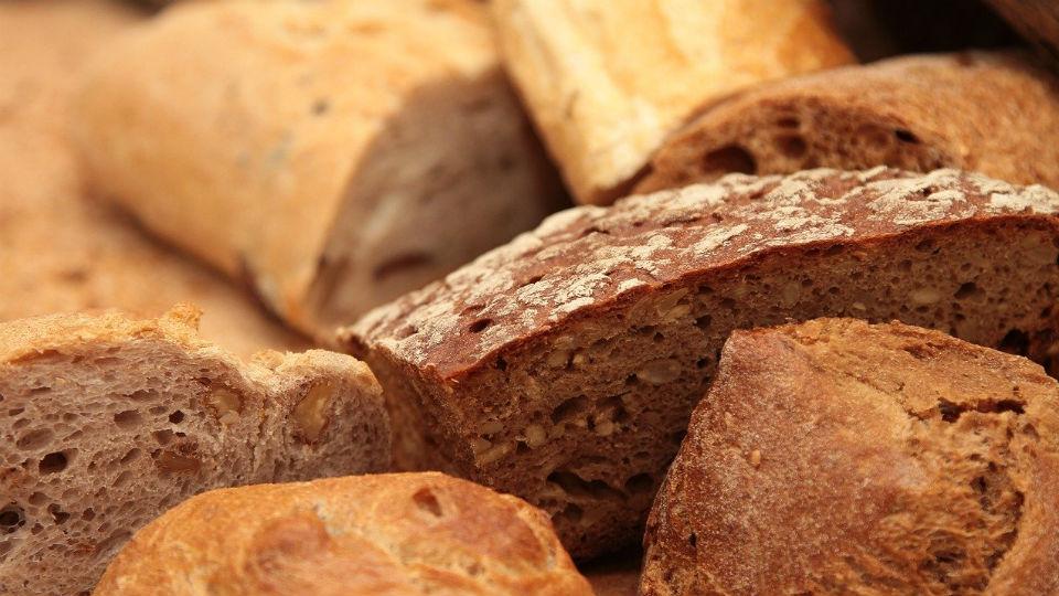 Hälsofördelar med bröd