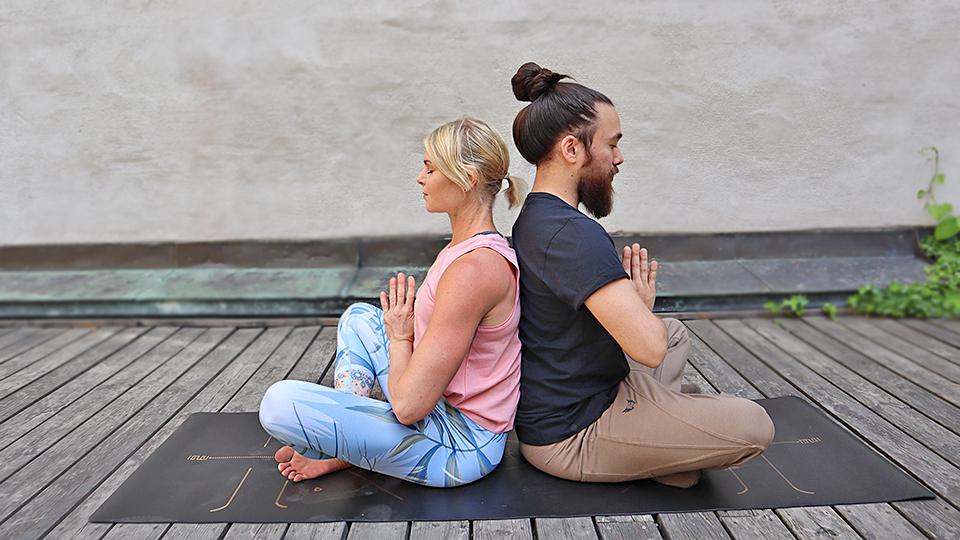 sköna yogakläder