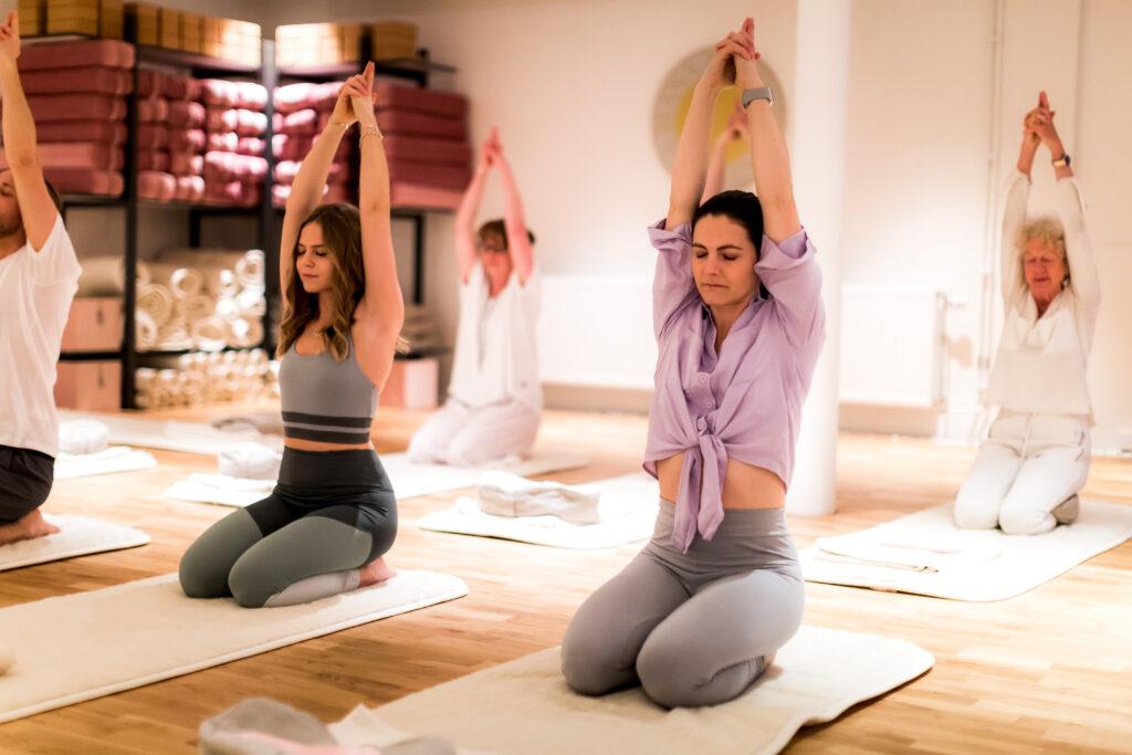 Yogautbildning i Självläkningsterapi