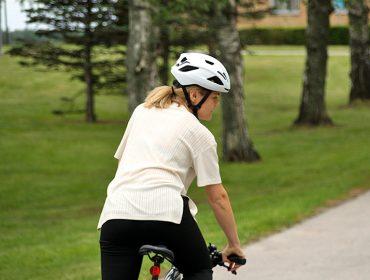 cykelhjälm