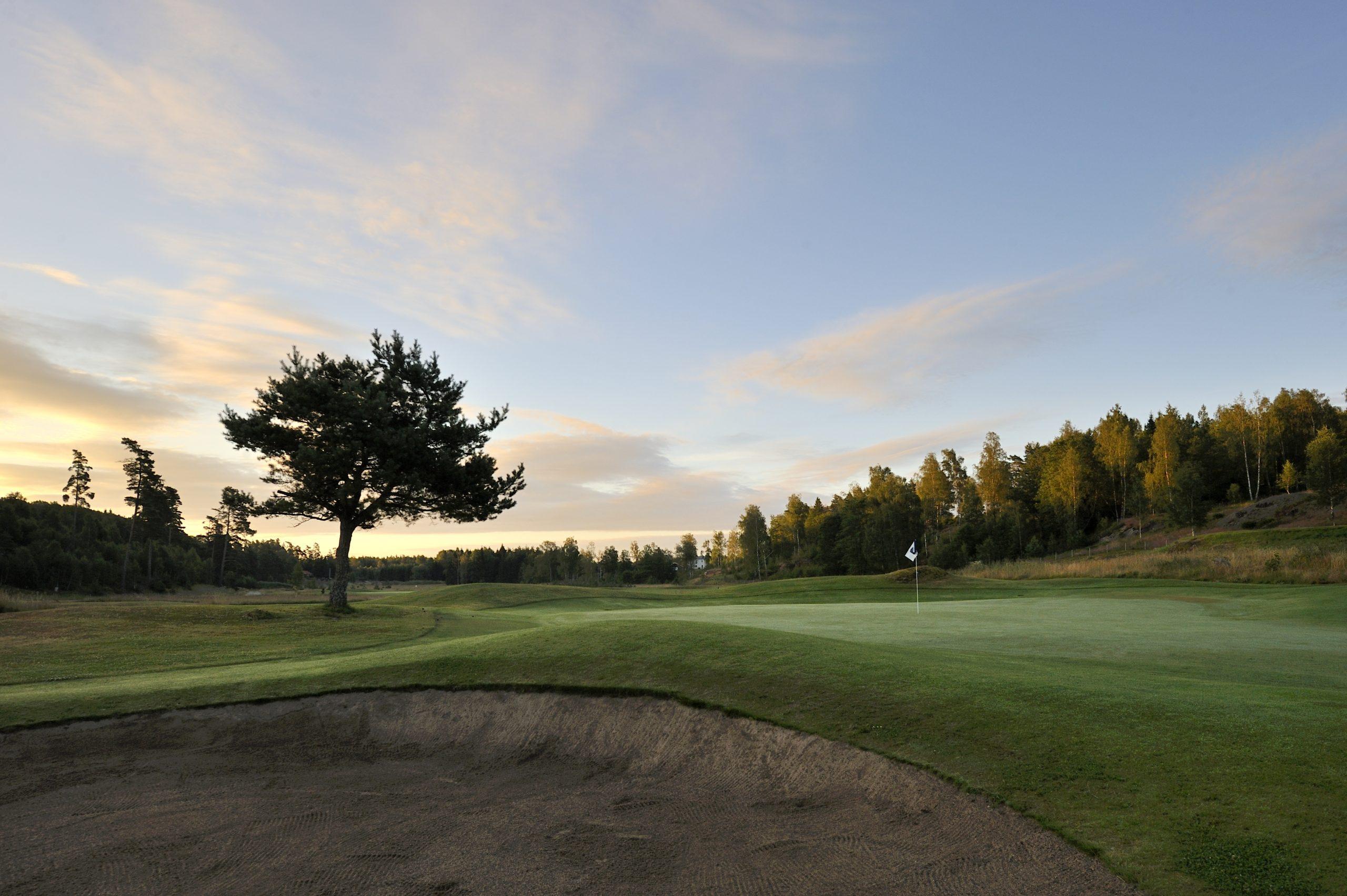 Åda Golf golfpaket