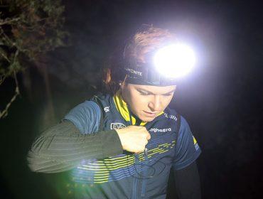 springa i mörker