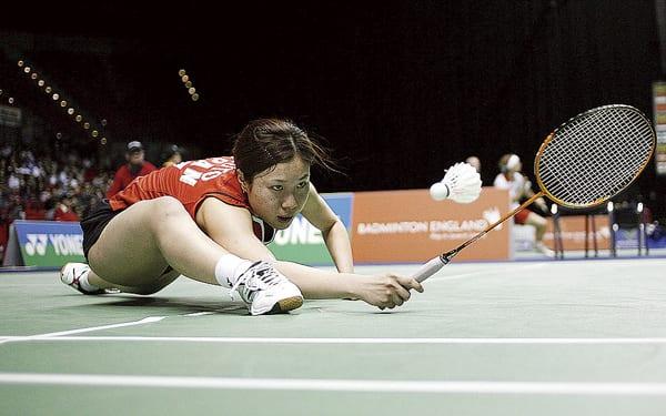 Få vardagsenergi från badminton och tennis