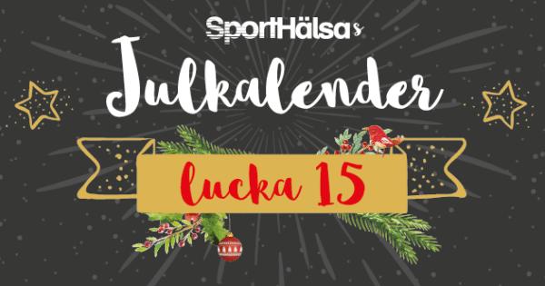 Lucka# 15 – En fettförbränningsbooster!