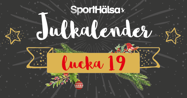 Lucka #19 – Orientera din julhälsning!