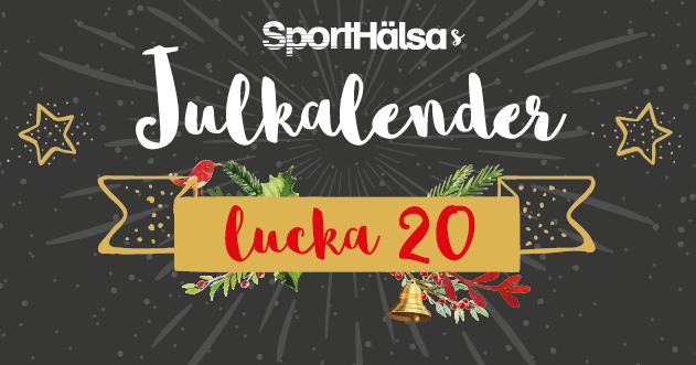 Lucka # 20 – Strunta i Nyårslöftet