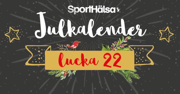 Lucka # 22 – En räddare i nöden vid julstress!