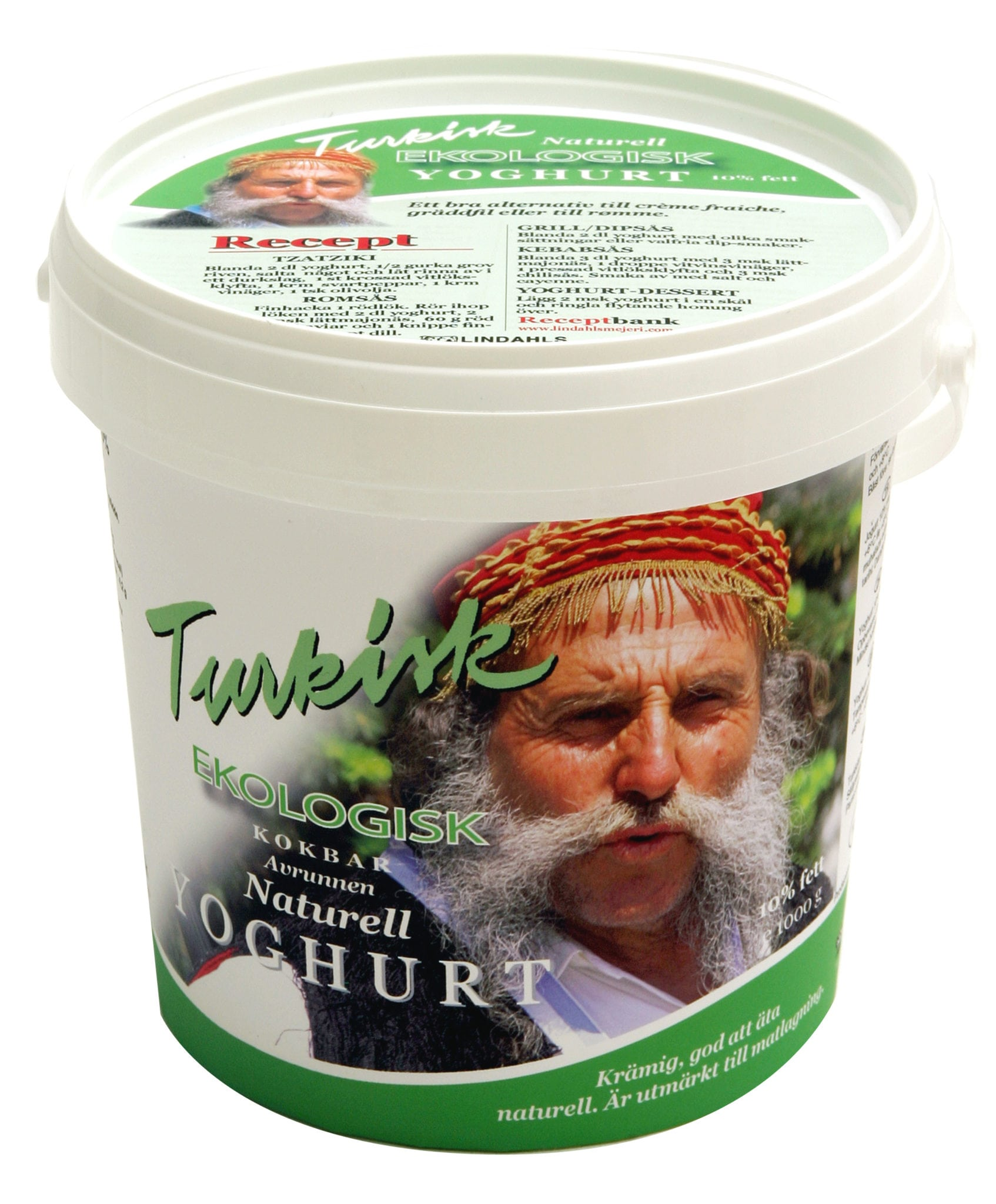 Turkisk favorit nu även utan laktos