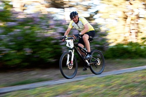 Nytt cykellopp på Lidingö