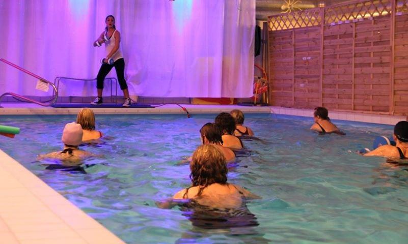 Stockholms Vattengymnastik - Effektiv träning mitt i city