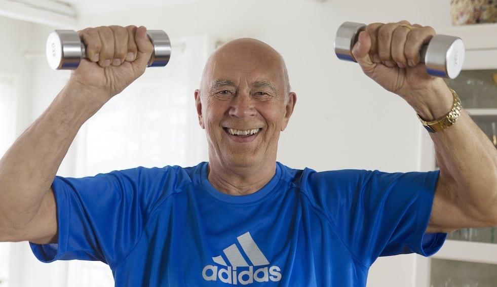 Tänj på åldrandet med Power Training