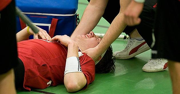 Stresshantering kan minska skador hos elitidrottare